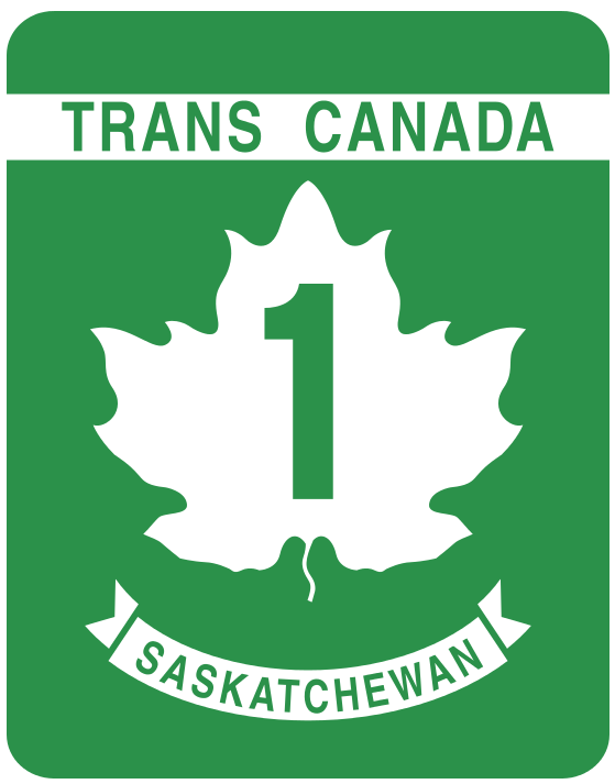 Image result for Trans-Canada Highway saskatchewan